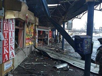 Утренний обстрел в Донецке: город в шоке от случившегося (фото) - фото 3