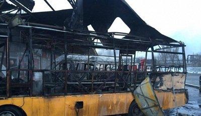 Утренний обстрел в Донецке: город в шоке от случившегося (фото) - фото 1