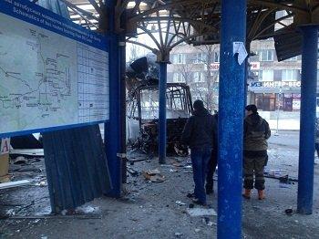 Утренний обстрел в Донецке: город в шоке от случившегося (фото) - фото 2