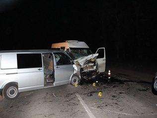 """На Тернопільщині у ДТП загинув водій """"Фольксвагена"""", троє потерпілих – у лікарні (ОНОВЛЕНО) (фото) - фото 1"""