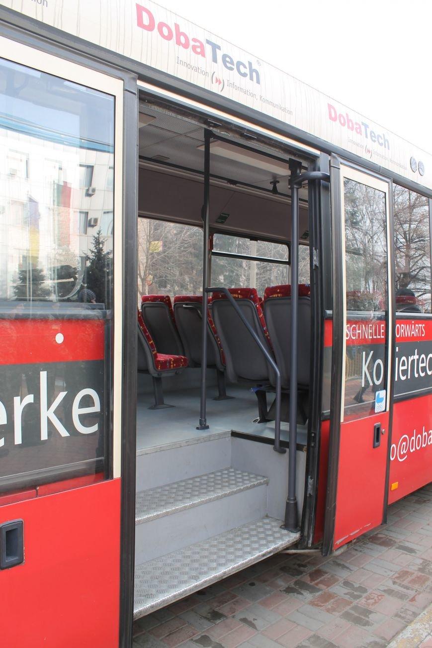 Спецбатальону «Кривбасс» волонтеры-предприниматели подарили автобус (ФОТО), фото-3