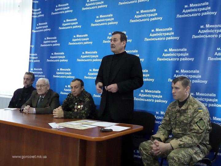 Бвших солдат не бывает: в Николаеве чествовали ветеранов Афганистана (ФОТО) (фото) - фото 3
