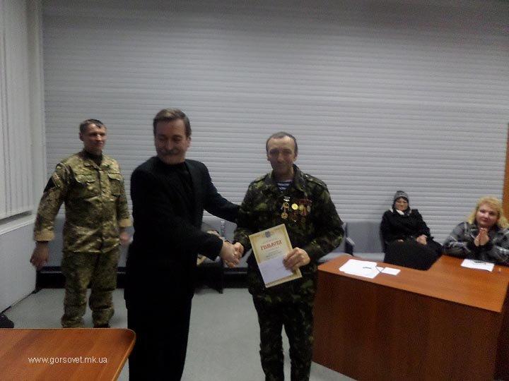 Бвших солдат не бывает: в Николаеве чествовали ветеранов Афганистана (ФОТО) (фото) - фото 4