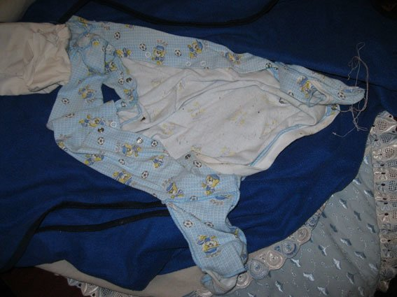 На Сумщине в роддом подкинули новорожденную девочку в пакете  «ВМW» (ФОТО) (фото) - фото 1