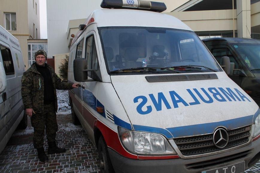 С завтрашнего дня в Артемовске к работе приступает Первый добровольческий мобильный госпиталь, фото-3