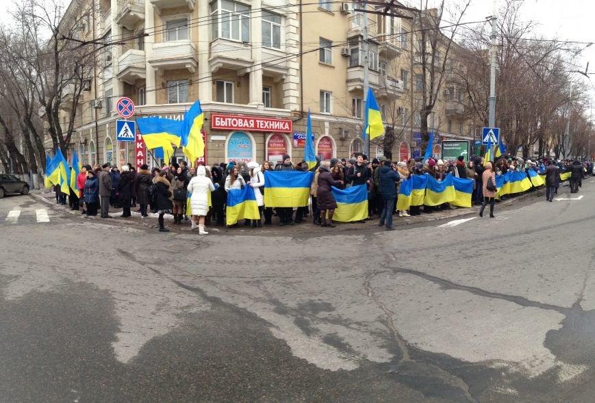 Мариупольцы цветами  встречали героев «Азова» (ФОТО+ВИДЕО), фото-7