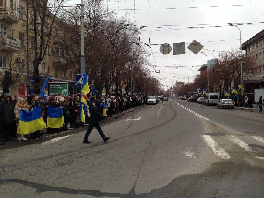 Мариупольцы цветами  встречали героев «Азова» (ФОТО+ВИДЕО), фото-2