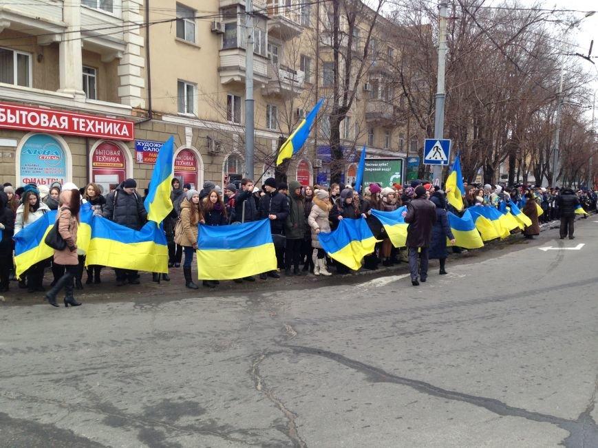 Мариупольцы цветами  встречали героев «Азова» (ФОТО+ВИДЕО), фото-6