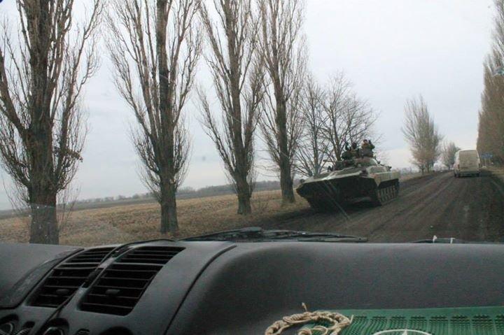 Запорожские волонтеры побывали в Орловке (фото), фото-1