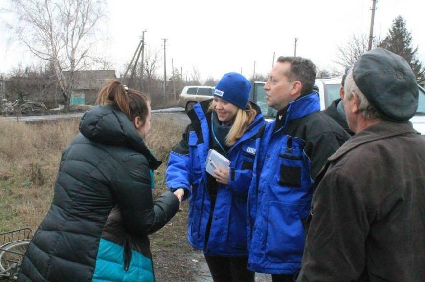 Запорожские волонтеры побывали в Орловке (фото), фото-10