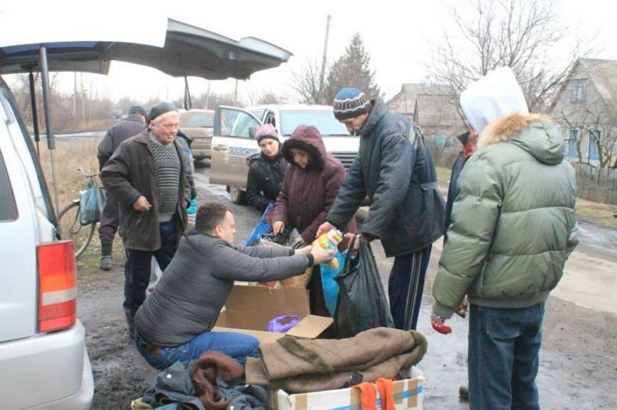 Запорожские волонтеры побывали в Орловке (фото), фото-8