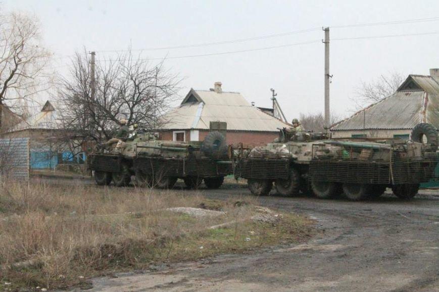 Запорожские волонтеры побывали в Орловке (фото), фото-3