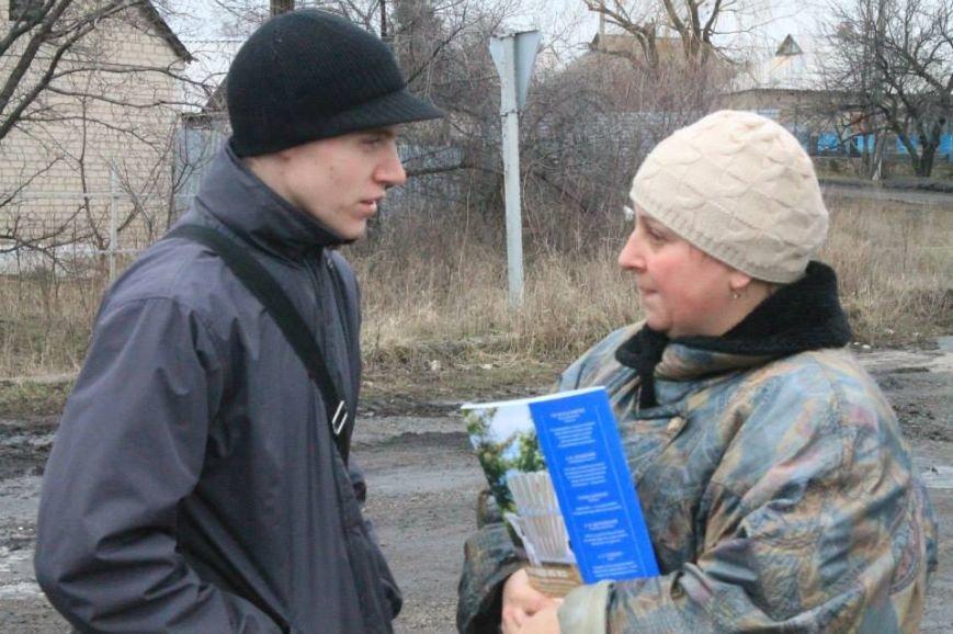 Запорожские волонтеры побывали в Орловке (фото), фото-7