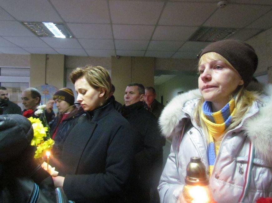 В Мариуполе попрощались с бойцом «Святой Марии» (ФОТО), фото-6