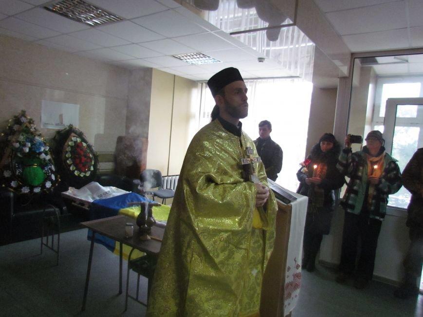 В Мариуполе попрощались с бойцом «Святой Марии» (ФОТО), фото-4