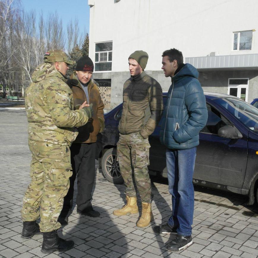 «Правый сектор» уже в Красноармейске:  в городе открывается приемная Дмитрия Яроша, фото-2