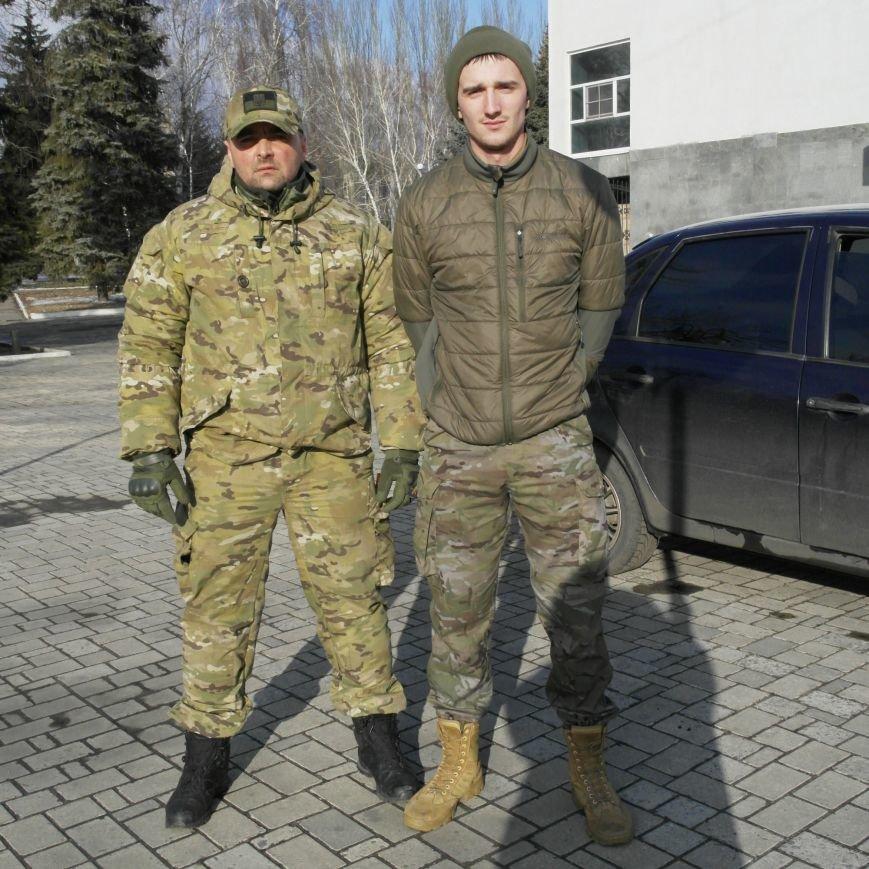 «Правый сектор» уже в Красноармейске:  в городе открывается приемная Дмитрия Яроша, фото-1