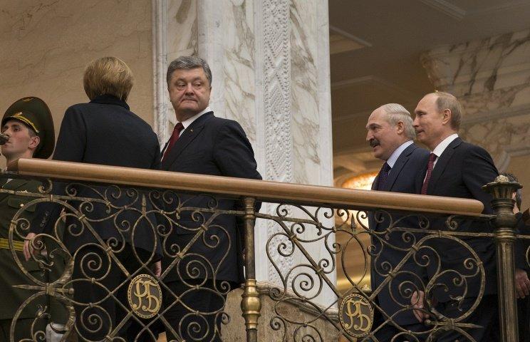 Переговоры в «нормандском формате» в Минске. Текстовая трансляция (фото) - фото 1