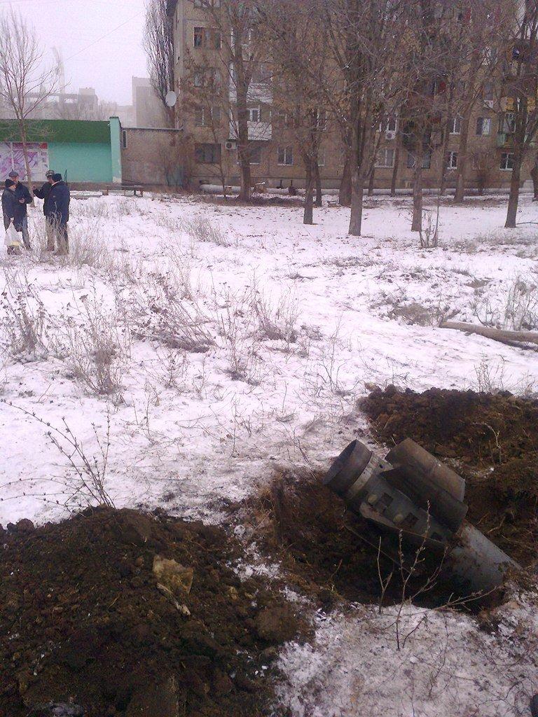 Луганчане в соцсетях: «Вчера улетало в основном от нас» (фото) - фото 1