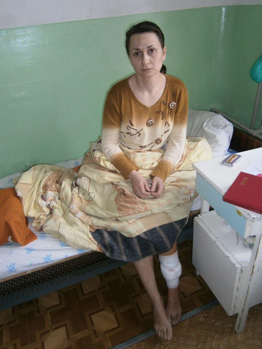 В Димитровской больнице с ранением находится переселенка из Авдеевки (фото) - фото 3