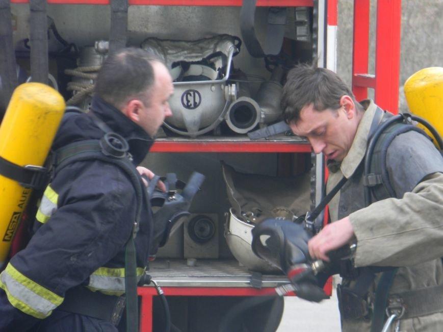 Херсонские спасатели: тяжело в учении - легко в «бою» (фото) (фото) - фото 4