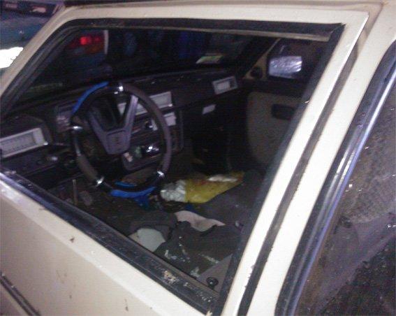 Правоохоронці встановили особу зловмисника, який незаконно заволодів автомобілем. ФОТО (фото) - фото 1