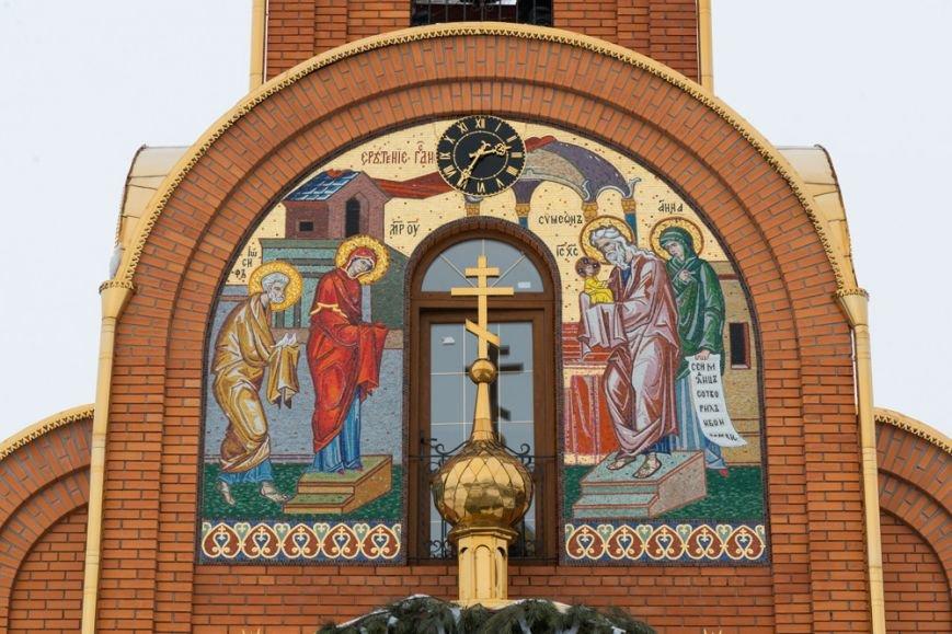 15 февраля - Сретение.  Свято-Покровский храм (с.Боевое) приглашает на богослужение (фото) - фото 1