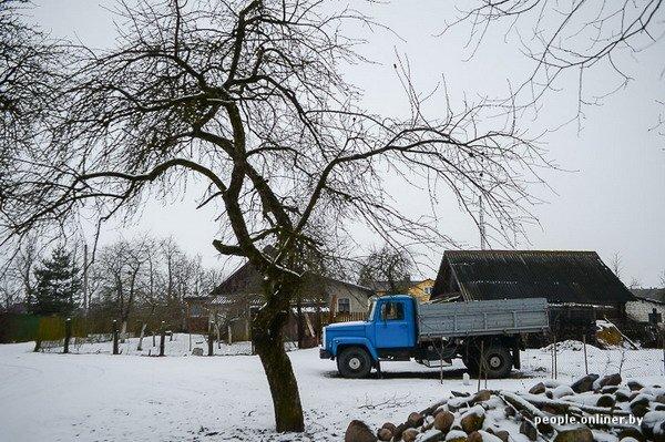 Жизнь в гродненском колхозе «Квасовка»: зарплата 7 млн и свинина за 60 тыс. (Фото), фото-12