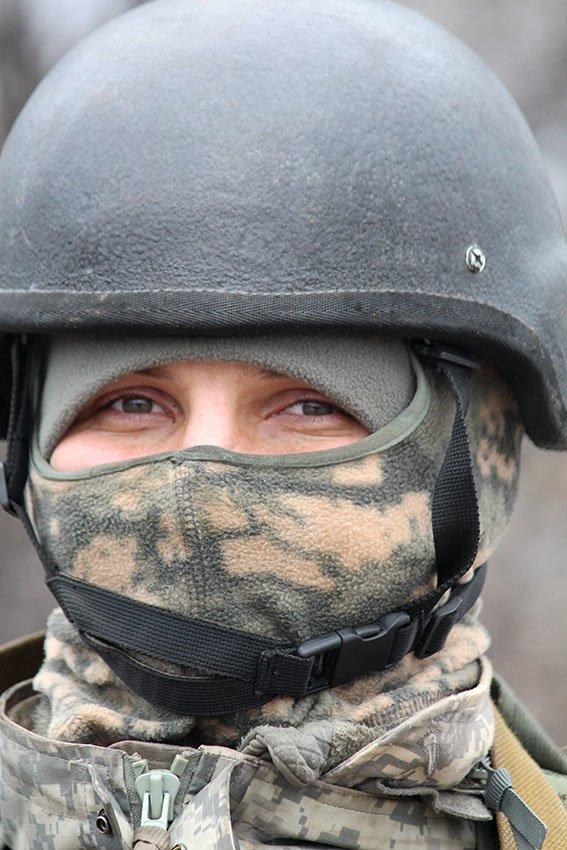 Військовий на прізвисько «Кремінь» запевнив, що ніколи не залишить свій блокпост (ФОТО) (фото) - фото 1
