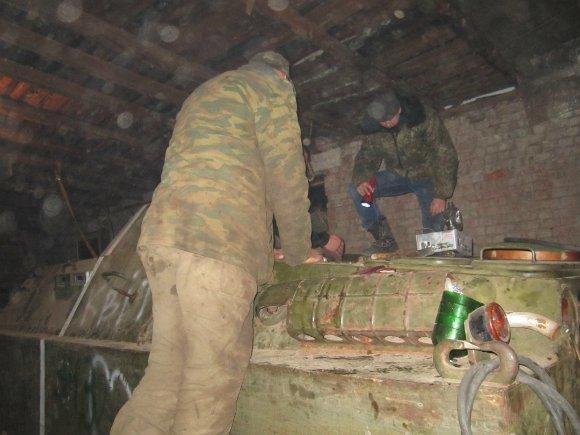 При Александрийском волонтерском центре работает бригада по ремонту техники (фото) - фото 1