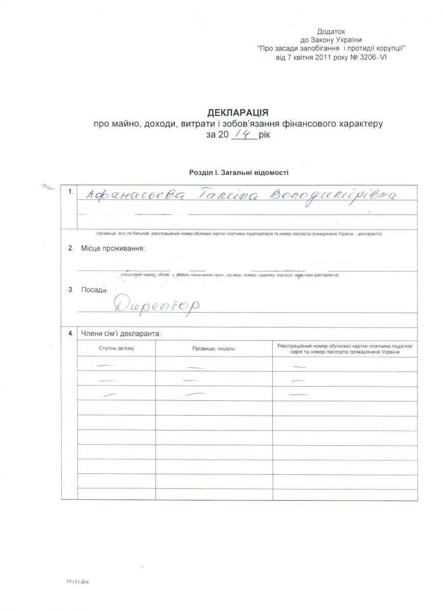 Одесская общественница похвасталась элитным авто и рекордно низкими доходам (ДОКУМЕНТ) (фото) - фото 1