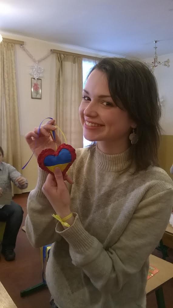 Діти із львівських сиротинців привітали українську армію з Днем святого Валентина (ФОТОРЕПОРТАЖ, ВІДЕО) (фото) - фото 7
