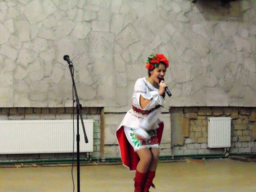 Юные артисты Херсонщины порадовали пограничников концертом (фото) (фото) - фото 3