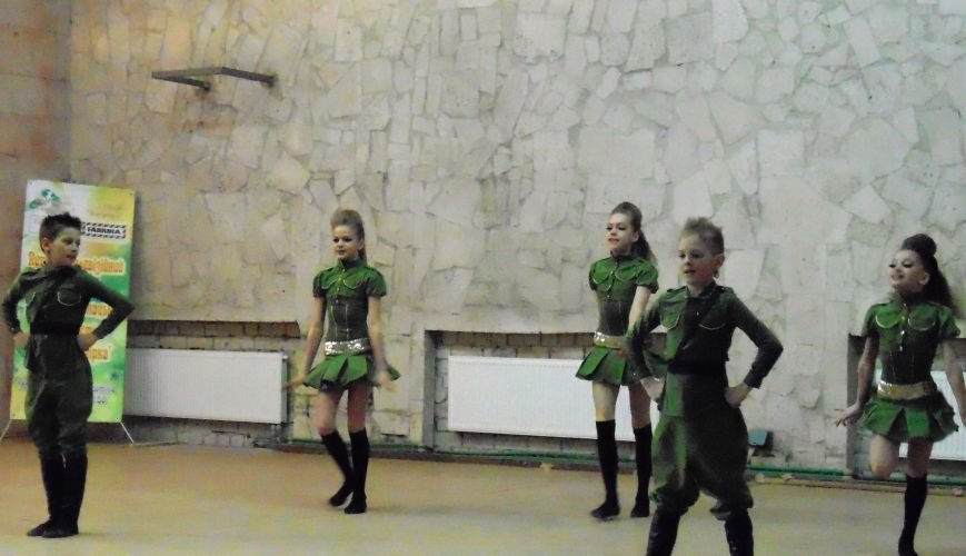 Юные артисты Херсонщины порадовали пограничников концертом (фото) (фото) - фото 5
