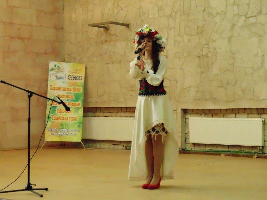 Юные артисты Херсонщины порадовали пограничников концертом (фото) (фото) - фото 4