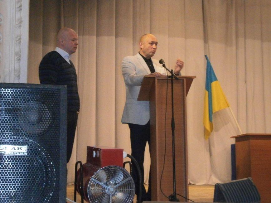 Сегодня на Конференции трудового коллектива ГП «Красноармейскуголь» обсуждались проблемы и перспективы (ОБНОВЛЕНО) (фото) - фото 2