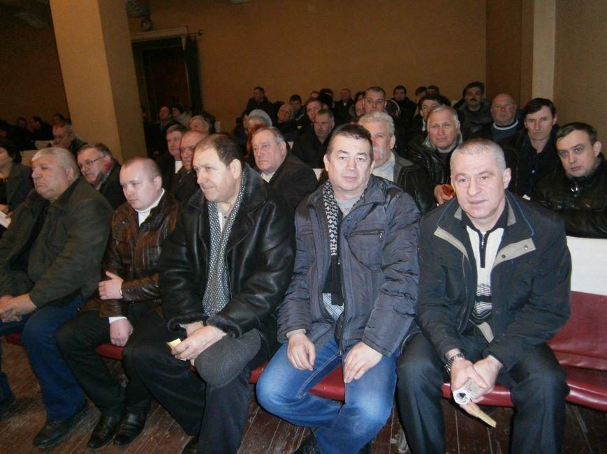 Сегодня на Конференции трудового коллектива ГП «Красноармейскуголь» обсуждались проблемы и перспективы (ОБНОВЛЕНО) (фото) - фото 1