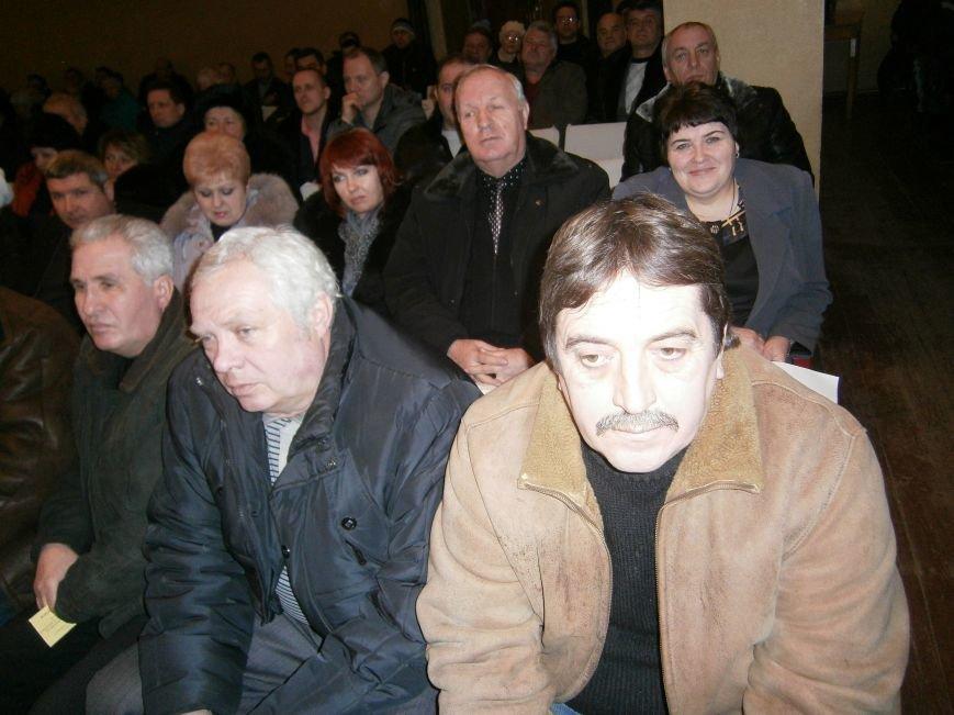 Сегодня на Конференции трудового коллектива ГП «Красноармейскуголь» обсуждались проблемы и перспективы (ОБНОВЛЕНО) (фото) - фото 4