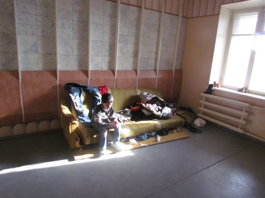Вынужденные переселенцы из Широкино довольны мариупольским приемом (ФОТО), фото-4