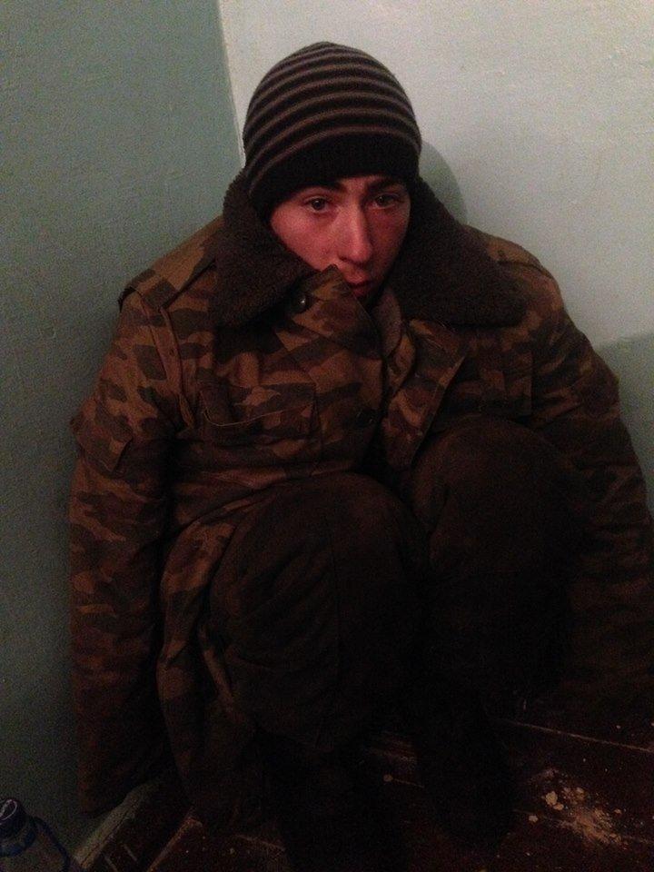 Под Логвиново взяты в плен местные сепаратисты (ФОТО, ВИДЕО), фото-1