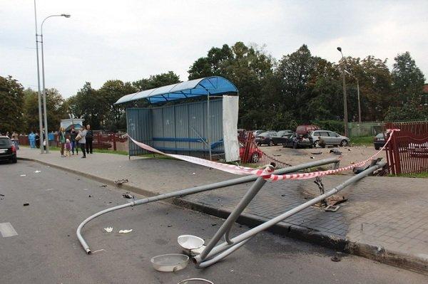 Дорожные аварии в Гродно: 9 улиц, по которым лучше не ездить (Фото, Видео) (фото) - фото 15