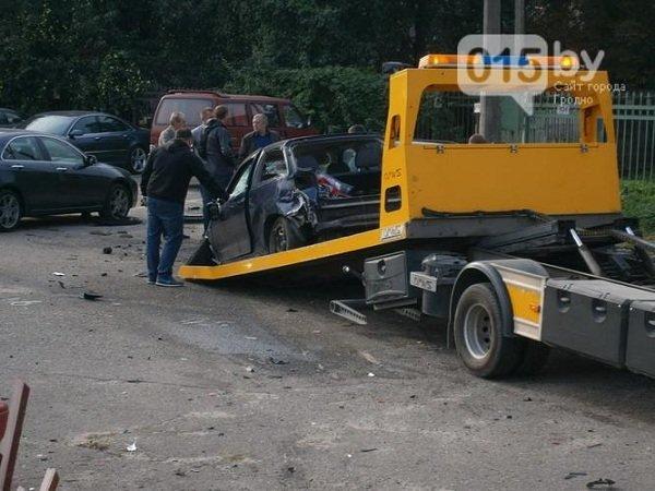 Дорожные аварии в Гродно: 9 улиц, по которым лучше не ездить (Фото, Видео) (фото) - фото 18