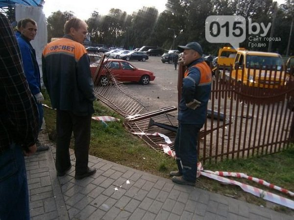Дорожные аварии в Гродно: 9 улиц, по которым лучше не ездить (Фото, Видео) (фото) - фото 17