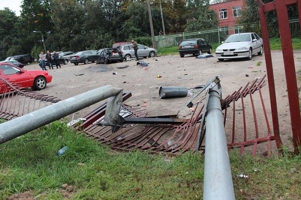 Дорожные аварии в Гродно: 9 улиц, по которым лучше не ездить (Фото, Видео) (фото) - фото 16