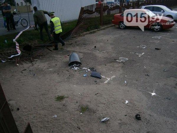 Дорожные аварии в Гродно: 9 улиц, по которым лучше не ездить (Фото, Видео) (фото) - фото 19