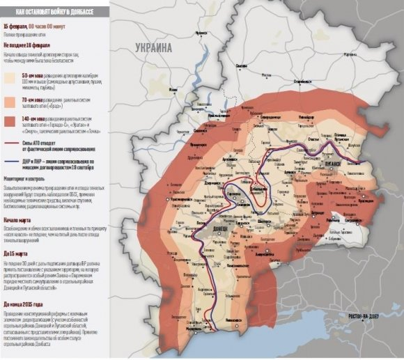 «Мирные тезисы»: чем Минск-2 отличается от Минска-1 (фото) - фото 1