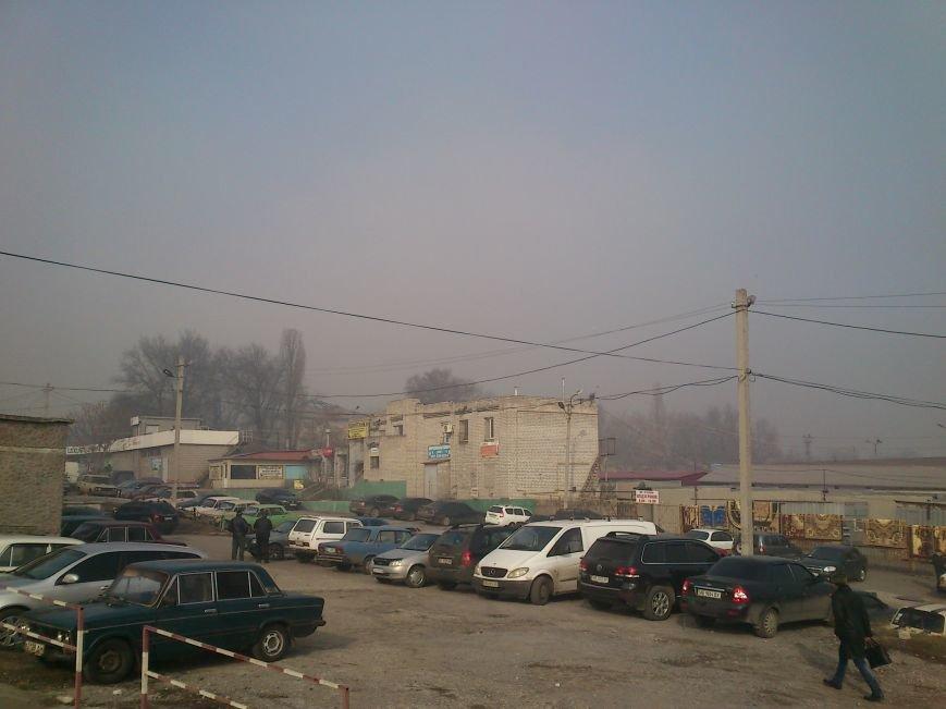 Днепродзержинск накрыло смогом, фото-4