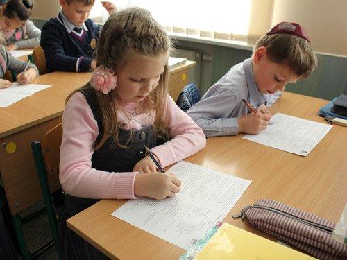В еврейской школе провели конкурс «Патріот-2015» (ФОТО) (фото) - фото 1