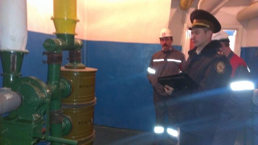 Криворожские спасатели начали проверять, есть ли в городе бомбоубежища и в каком они состоянии (ФОТО) (фото) - фото 1