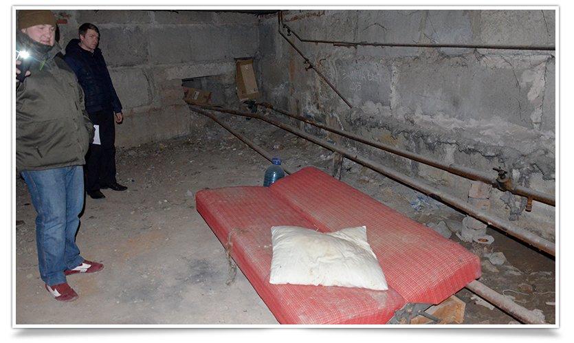В Славянске начаты проверки подвалов многоэтажек (фото) - фото 6